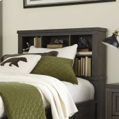 Twin Bookcase Headboard