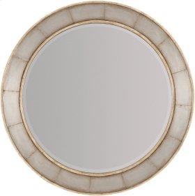 Urban Elevation Round Mirror