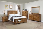 QUEEN 5PC SET (Q.BED,NS,DR,MR,CH) Product Image