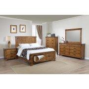 Brenner Rustic Honey Queen Five-piece Set Product Image