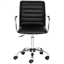 Jonika Swivel Desk Chair - Black