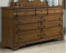 Hunter's Ridge Drawer Dresser