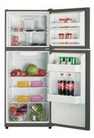 Model FF994PS - 10.1 Cu. Ft. Frost Free Refrigerator - Black w/Platinum Finish Doors Product Image