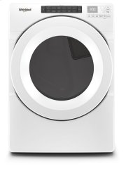7.4 cu. ft. Front Load Electric Dryer with Intuitive Touch Controls Product Image