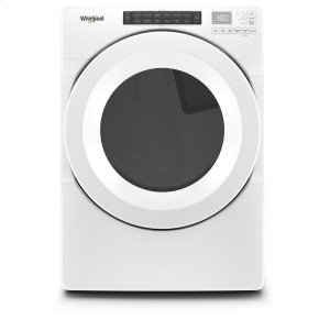 Whirlpool 7.4 Cu. Ft. Front Load Electric Dryer With Intuitive Touch Controls