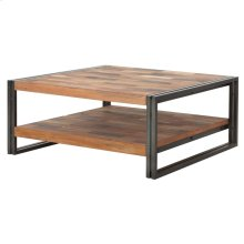 Fortuna KD Square Cocktail Table, Cider