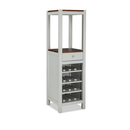 Dining - Small Space Dining Vertical Wine Cabinet