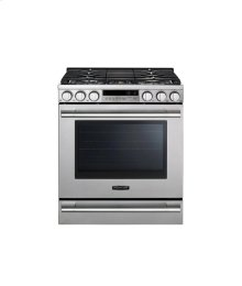 30-inch Gas Slide-in Oven