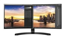 "34"" Class 21:9 UltraWide® QHD IPS Curved LED Monitor (34"" Diagonal)"