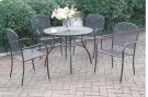 5-pcs Outdoor Dining Set Product Image
