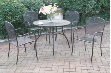 5-pcs Outdoor Dining Set