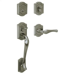 Antique Nickel Bethpage Sectional Trim