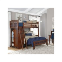 Locker Loft w. lower bed