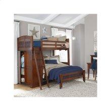 Locker Loft w. lower bed