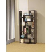Casual Cappuccino Bookcase
