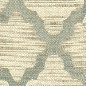 Casablanca Geo Aqua Fabric