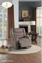 Recliner Brown Product Image