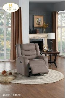 Recliner Brown
