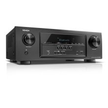5.2 Channel Full 4K Ultra HD AV Receiver with 140W per channel, built-in Bluetooth®, HDR, Auto Setup, Eco mode, Bluetooth Remote App, HDMI 5 in / 1 out
