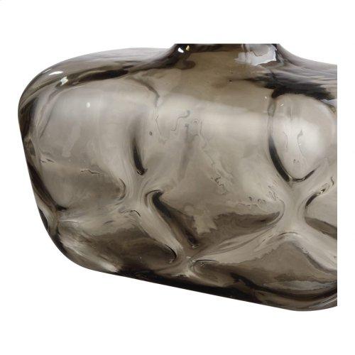 Iceberg Vase Grey