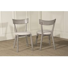 Mayson Dining Chair - Set of 2 - Gray