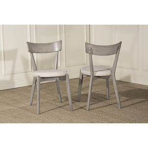 Hillsdale FurnitureMayson Dining Chair - Set of 2 - Gray
