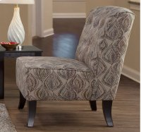 3730 Chaise Ottoman Product Image