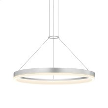 "Corona 24"" LED Ring Pendant"