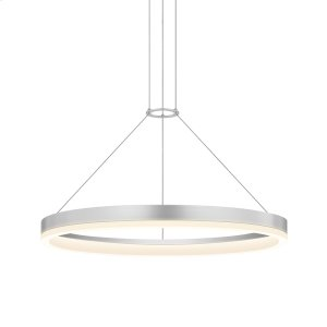 "Corona 24"" LED Ring Pendant Product Image"