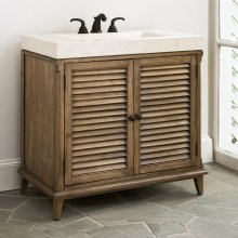 Hampton Road Sink Chest