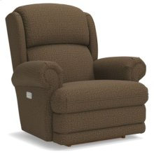 Kirkwood Power Rocking Recliner w/ Brass Nail Head Trim