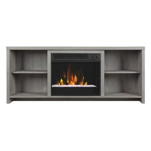 BelloThe open design of this stylish TV stand will give a modern edge to any roo...