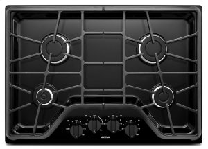 30-inch 4-burner Gas Cooktop with Power Burner Product Image