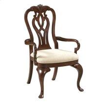 Hadleigh Queen Anne Arm Chair