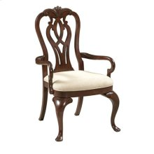 Hadleigh Queen Anne Arm Chair