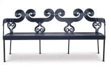 Augustine Metal Garden Bench