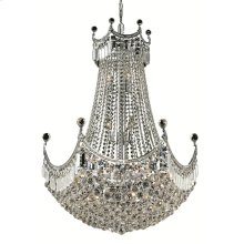 8949 Corona Collection Hanging Fixture Chrome Finish