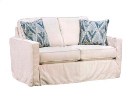 SLIP COVER LOVESEAT