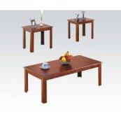 Wenge Wood C/e Table Set