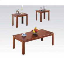 Wenge Wood C/e Table Set