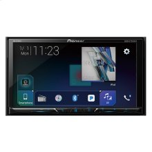 """Multimedia DVD Receiver with 7"""" WVGA Display, Apple CarPlay™, Android Auto™, Built-in Bluetooth®, SiriusXM-Ready™ and AppRadio Mode +."""