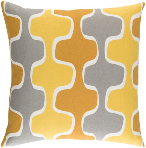 """Trudy TRUD-7127 18"""" x 18"""" Pillow Shell with Polyester Insert"""