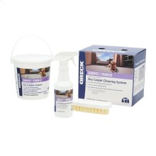 Oreck® Dry Carpet Cleaning System