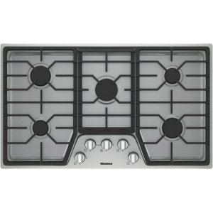 "Blomberg36"" gas cooktop, 5 burner"