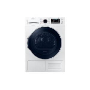 Samsung4.0 cu. ft. Heat Pump Dryer with Smart Care in White