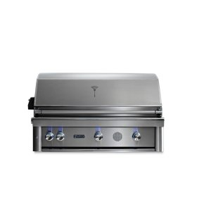 """42"""" Lynx Professional Built In Smart Grill with Rotisserie, NG"""