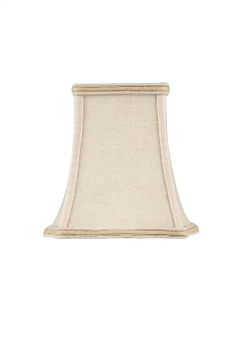 Fancy Square Chandelier Shade