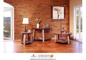 Sofa Table w/1 Shelf