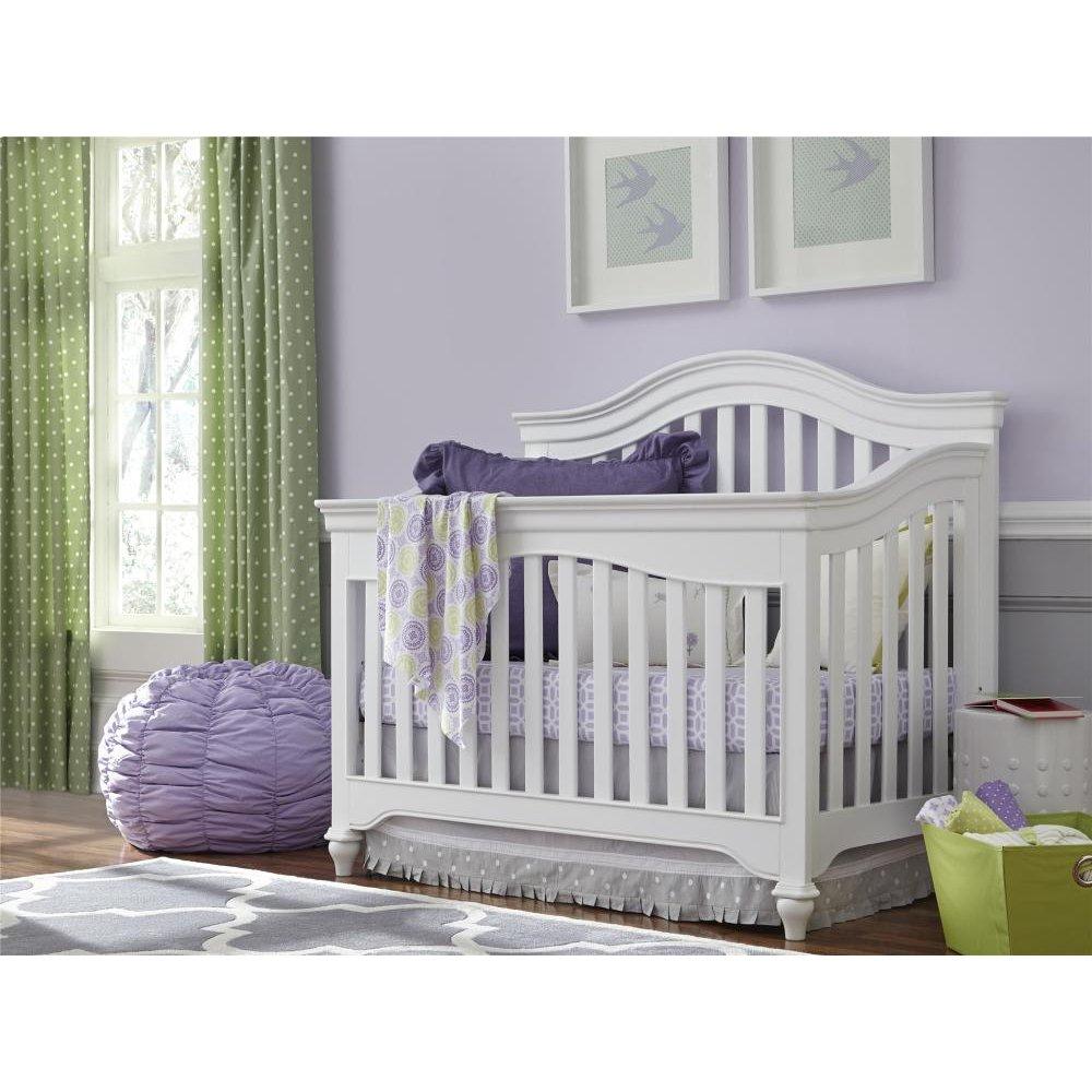 Convertible Crib - Summer White