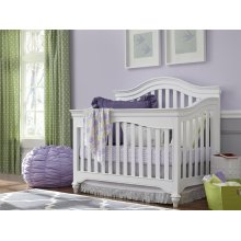 Convertible Crib - Summer White
